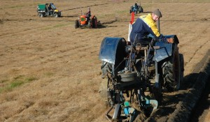 Vintage tractor day PB Oct12